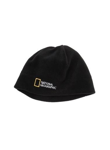 National Geographic Şapka Siyah